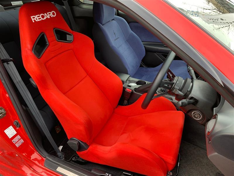 RECARO SR-6