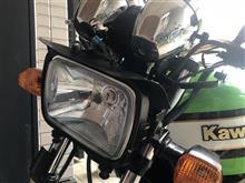 ZRX400RAYBRIG / スタンレー電気 マルチリフレクターヘッドランプ ブルーの全体画像