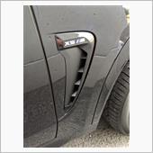 BMW M PERFORMANCE ブラックサイドギル