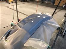 プラッツトヨタ(純正) フロントバンパーの全体画像