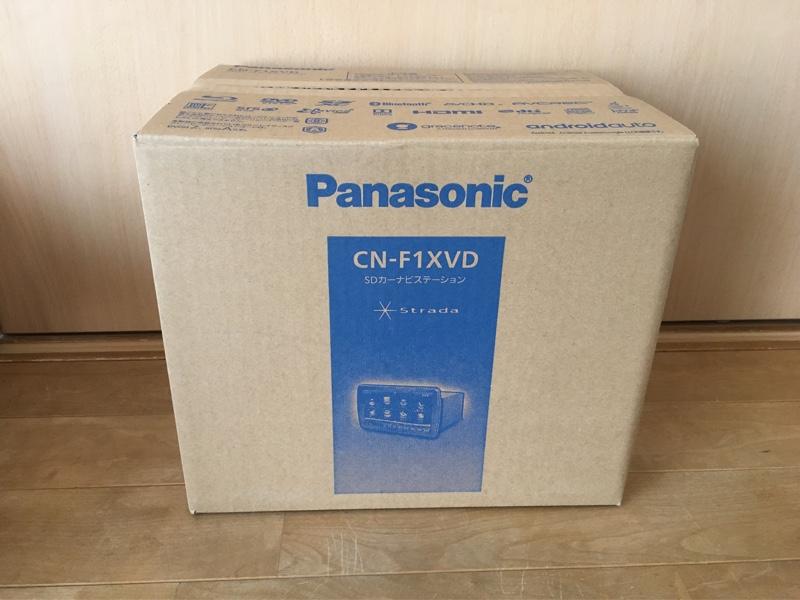 Panasonic CN-F1XVD