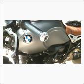 Motorrad タンクベルトとハンドルエンドカバー