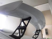 ケイマンオリジナル  GT4専用リアウイング・ハイマウントステーの単体画像