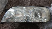 プラウディア三菱自動車(純正) ヘッドライトの全体画像