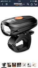 折畳自転車不明 充電式LEDライトの単体画像