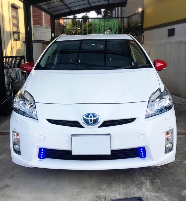 CAR MATE / カーメイト GIGA LEDデイライトランプ プリウス用BL / BL152