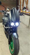 XB9SXHBL LEDヘッドライトの全体画像