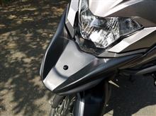 VERSYS-X 250 ABS TOURER大陸製 クチバシの単体画像