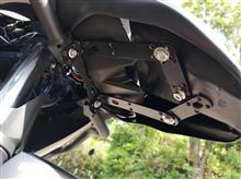 VERSYS-X 250 ABS TOURER大陸製 クチバシの全体画像