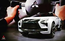 エクリプスクロス三菱自動車(純正) フロントバンパーガーニッシュ(改)の全体画像