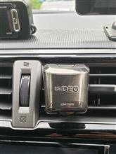 CAR MATE / カーメイト 除菌消臭剤 ドクターデオ Dr.DEO プレミアム エアコン取付 無香 90日持続 安定化二酸化塩素 D232