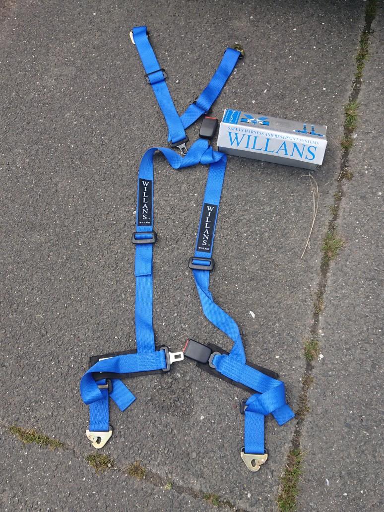 WILLANS SUPER SPORTS 4x4 SALOON