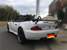 Z3 ロードスター大陸製💦 汎用GTウィング‼️の全体画像
