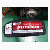 BRIDGESTONE POTENZA POTENZA Adrenalin RE003 165/50R15