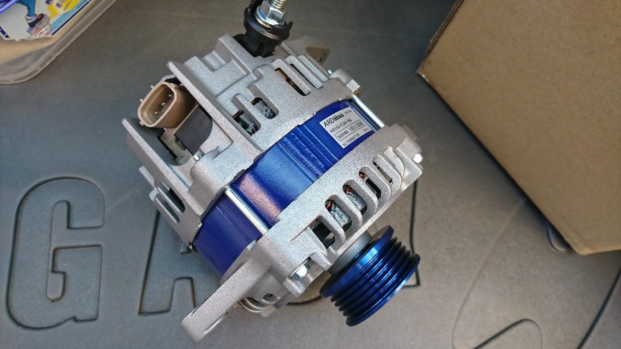 ARD オルタネーター(150A)