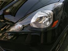 フィットホンダ(純正) ヘッドライト加工の単体画像