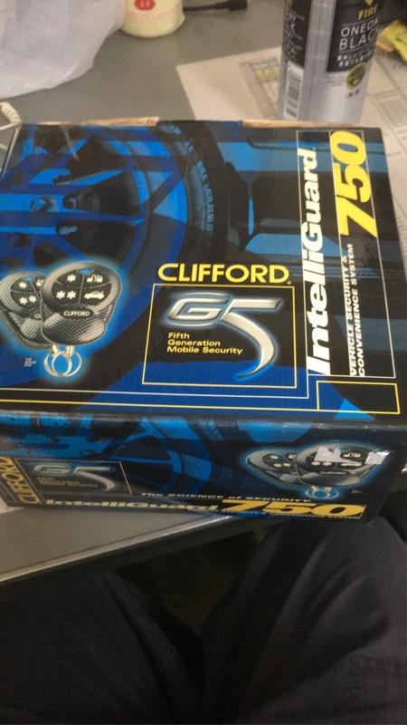 CLIFFORD IntelliGuard 750