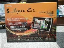 YUPITERU Super Cat Super Cat GWR73sd + OBDⅡアダプター