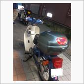 OKADA / 岡田商事 バイクボックス BTG4801 シルバー