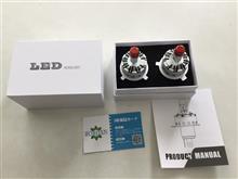 ミニキャブメーカー・ブランド不明 LEDヘッドライトバルブの単体画像