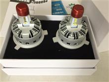 ミニキャブメーカー・ブランド不明 LEDヘッドライトバルブの全体画像