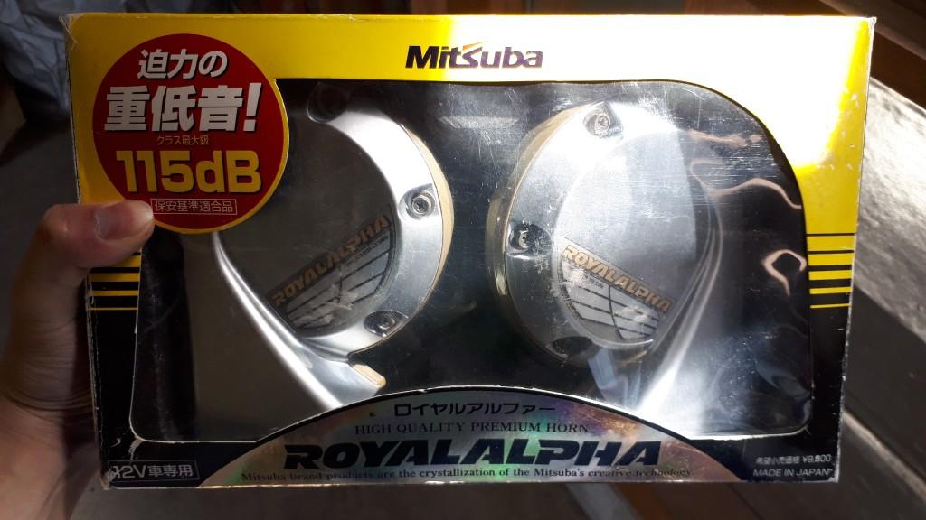MITSUBA / ミツバサンコーワ ロイヤルアルファーホーン