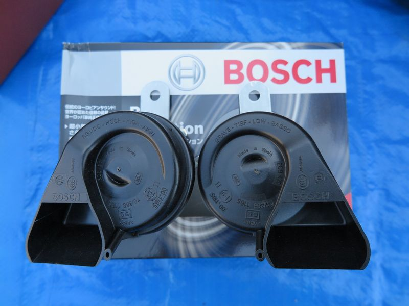 BOSCH ラリーエヴォリューション ブラック/BH-REV