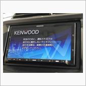 KENWOOD 彩速 MDV-X701