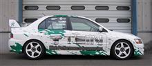 ランサーエボリューションIXTEIN MONO RACINGの単体画像