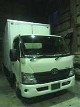 ダイナトラックトヨタ(純正) フロントバンパーの単体画像