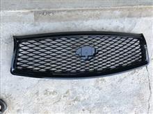 スカイライン ハイブリッドメーカー不明 Eau Rouge Limited Editionフロントメッシュグリル光沢ブラックの単体画像
