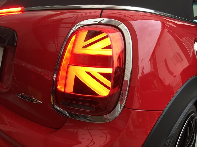 BMW MINI(純正) ユニオンジャックテールランプ