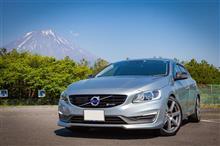 V60HEICO SPORTIV JAPAN フロントスポイラー S60/V60 (2014-)の単体画像