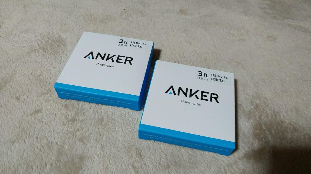 Anker Power Line TYPE C