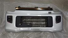 エブリイスズキ(純正) ワゴン用フロントバンパーの単体画像