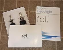クルーfcl. 【fcl.】 2018年モデル LEDヘッドライト ファンレス H4キットの単体画像
