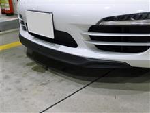 911 (クーペ)ポルシェ(純正) スポーツシャーシ用フロントリップスポイラーの全体画像