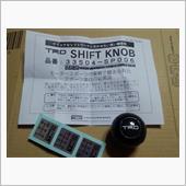 TRD  シフトノブ(球形状) / 33504-SP006