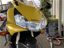 CBR954RRWenTop H7 LED ヘッドライト 新車検対応 バイク/車用 9600LM(4800LM*2) 80W(40W*2)の全体画像