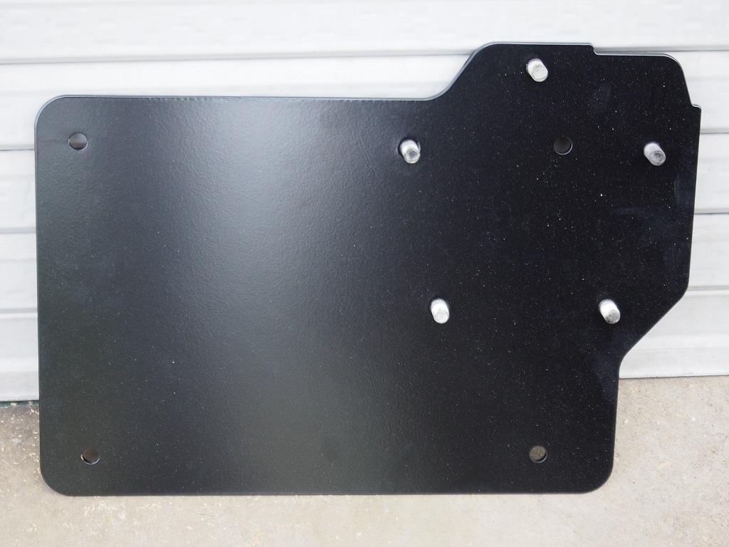 HB1st / ハイブリッジファースト 車検対応スペアタイヤ移動(プレートのみ)