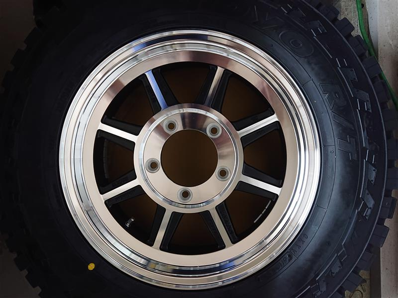HAYASHI RACING ハヤシストリート STJ 5.5J-16 +20 16インチ 5.5J