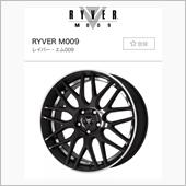 WORK RYVER M009