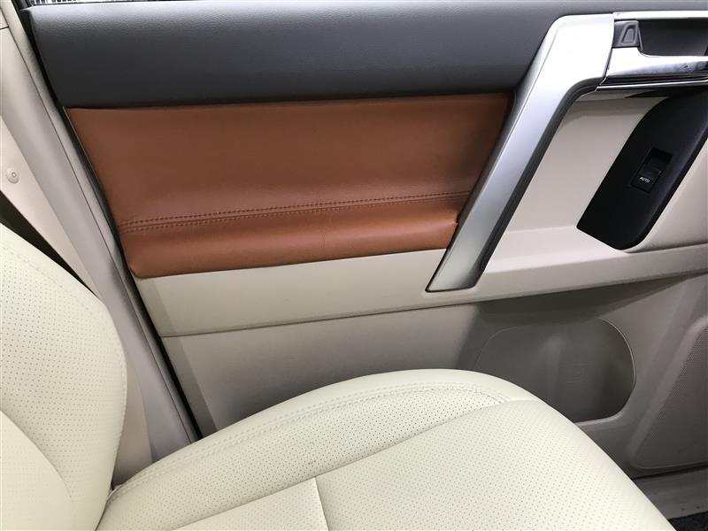 H3Yオートアクセサリー ランドクルーザープラド150系 アクセサリー カスタム パーツ 合皮ドアパネルカバー