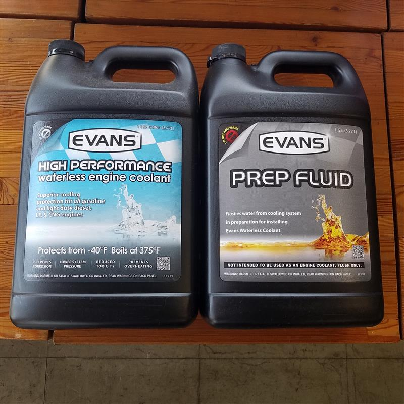 Walker Evans Racing PREP FLUID