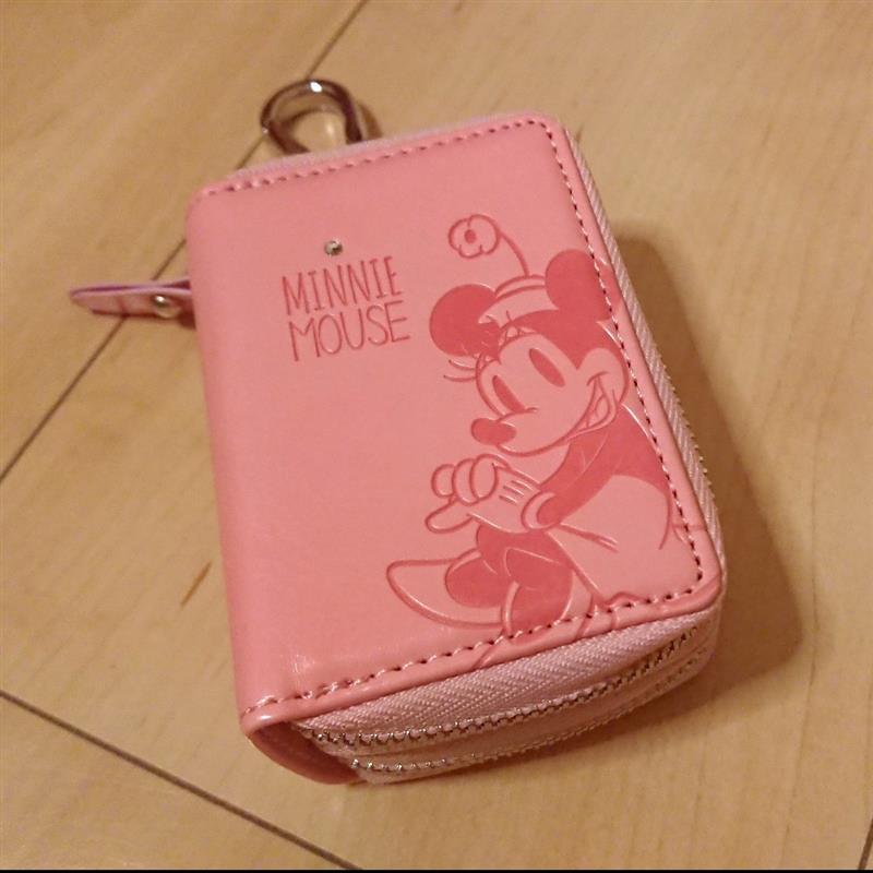 Disney ディズニー スマートキーケース