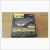 日立オートパーツ ポータブルパワーソースPS-18000