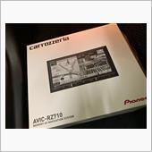 PIONEER / carrozzeria AVIC-RZ710