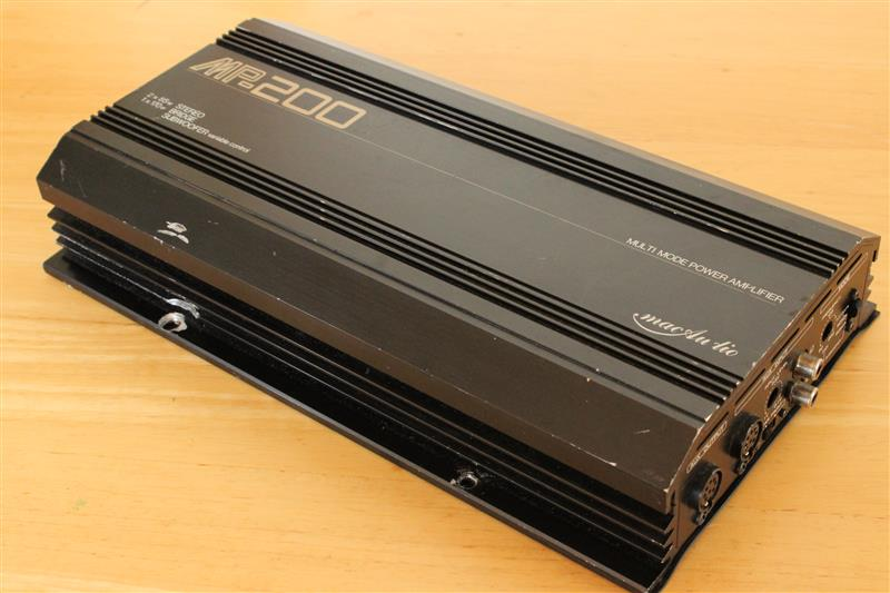 mac Audio MP-200