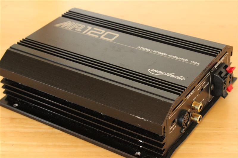 mac Audio MP-120
