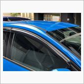 WELLvisors window deflectors